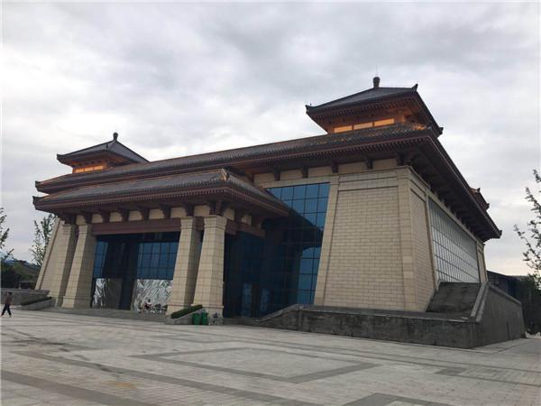 汉中展览馆