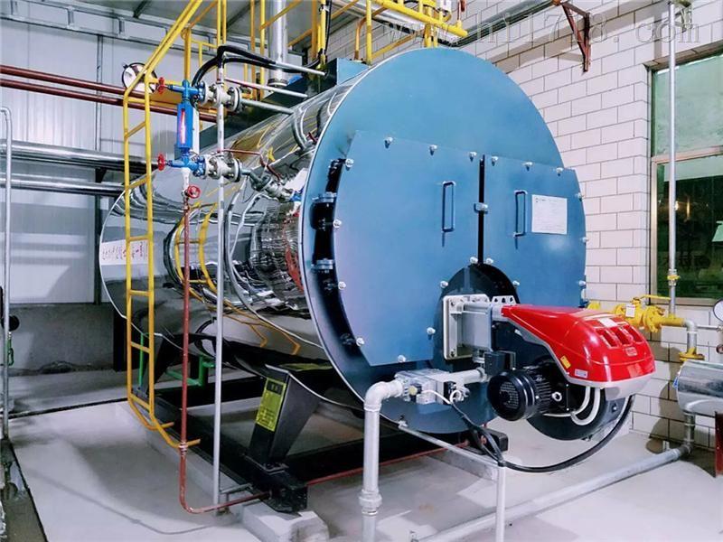 七里源利带你学习泡沫厂燃气锅炉操作规程