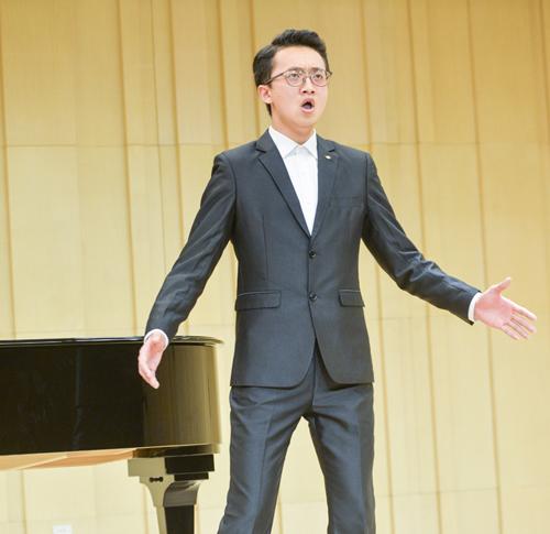 李成翔-上海大学音乐学院