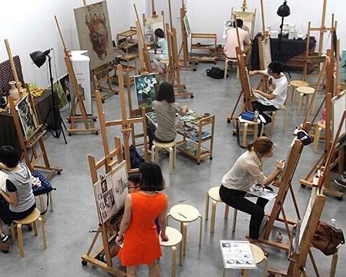 美术培训需要注意的几个地方 看美术培训的方法