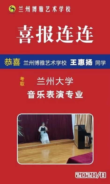 王惠扬-兰州大学