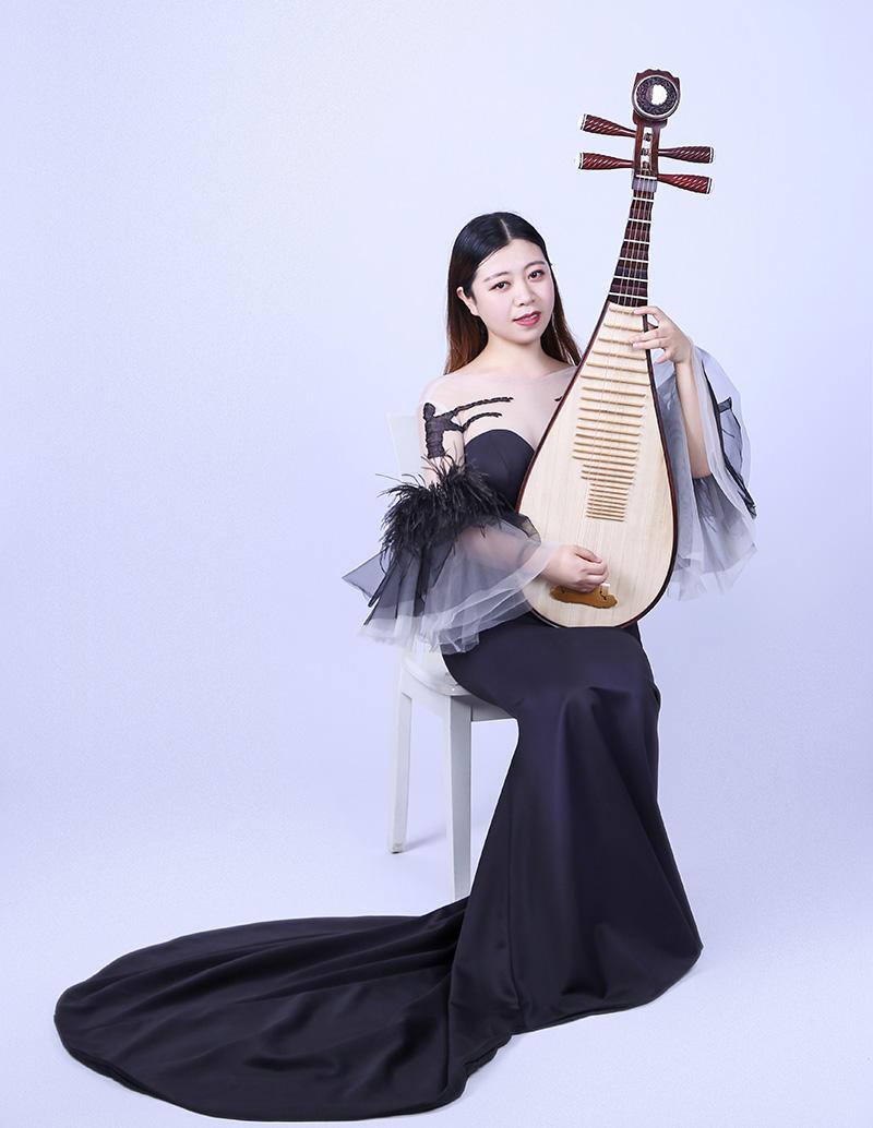 陈丽帆-琵琶教师