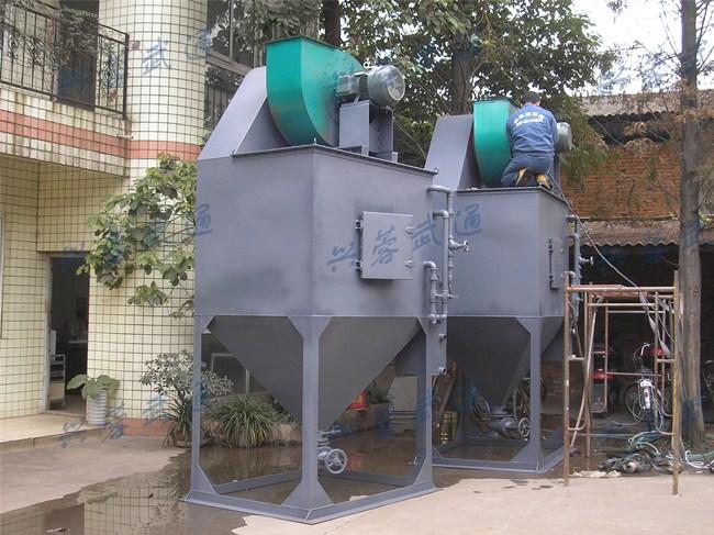 CCJ/A湿式除尘机组