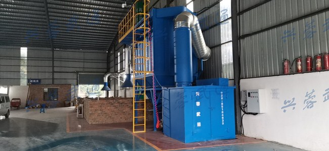 四川工业除尘设备-MC-Ⅱ型脉冲袋式除尘器