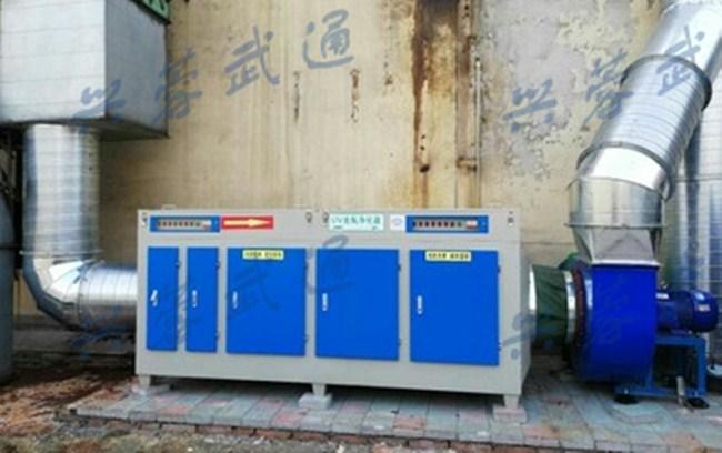 UV光氧催化设备