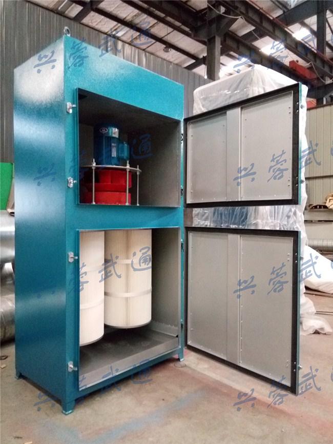 WLMC型滤筒式脉冲除尘器