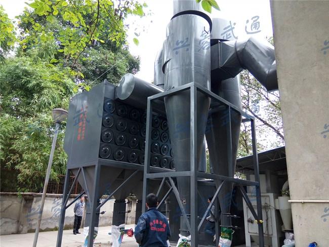 四川滤筒除尘器-WLDC型沉流式