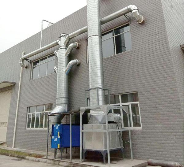 热处理油烟处理净化装置