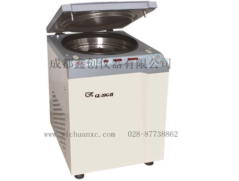 安亭-高速冷冻离心机GL-20G-II GL-16G-II GL-12B