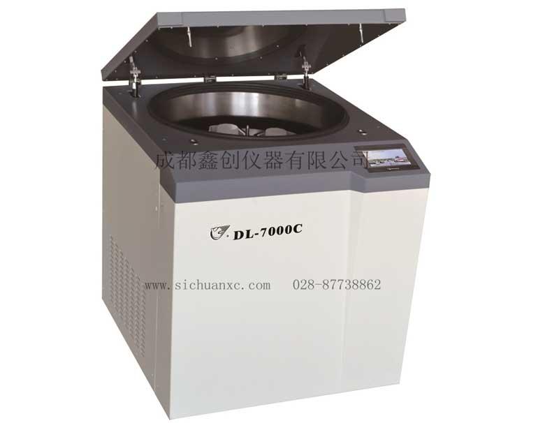 安亭-低速冷冻离心机DL-7000C