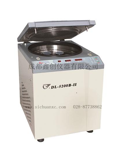 安亭-低速冷冻离心机DL-5200B-II