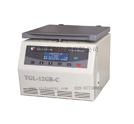 安亭—高速台式离心机TGL-10C TGL-20B-C TGL-12GB-C TGL-18C