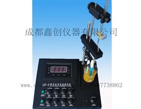 虹益-自动电位滴定仪ZD-2