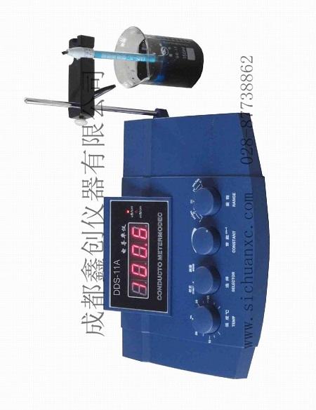 虹益-数显电导率仪DDS-11A.