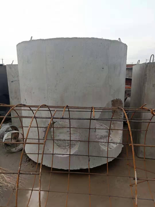混凝土检查井--圆井