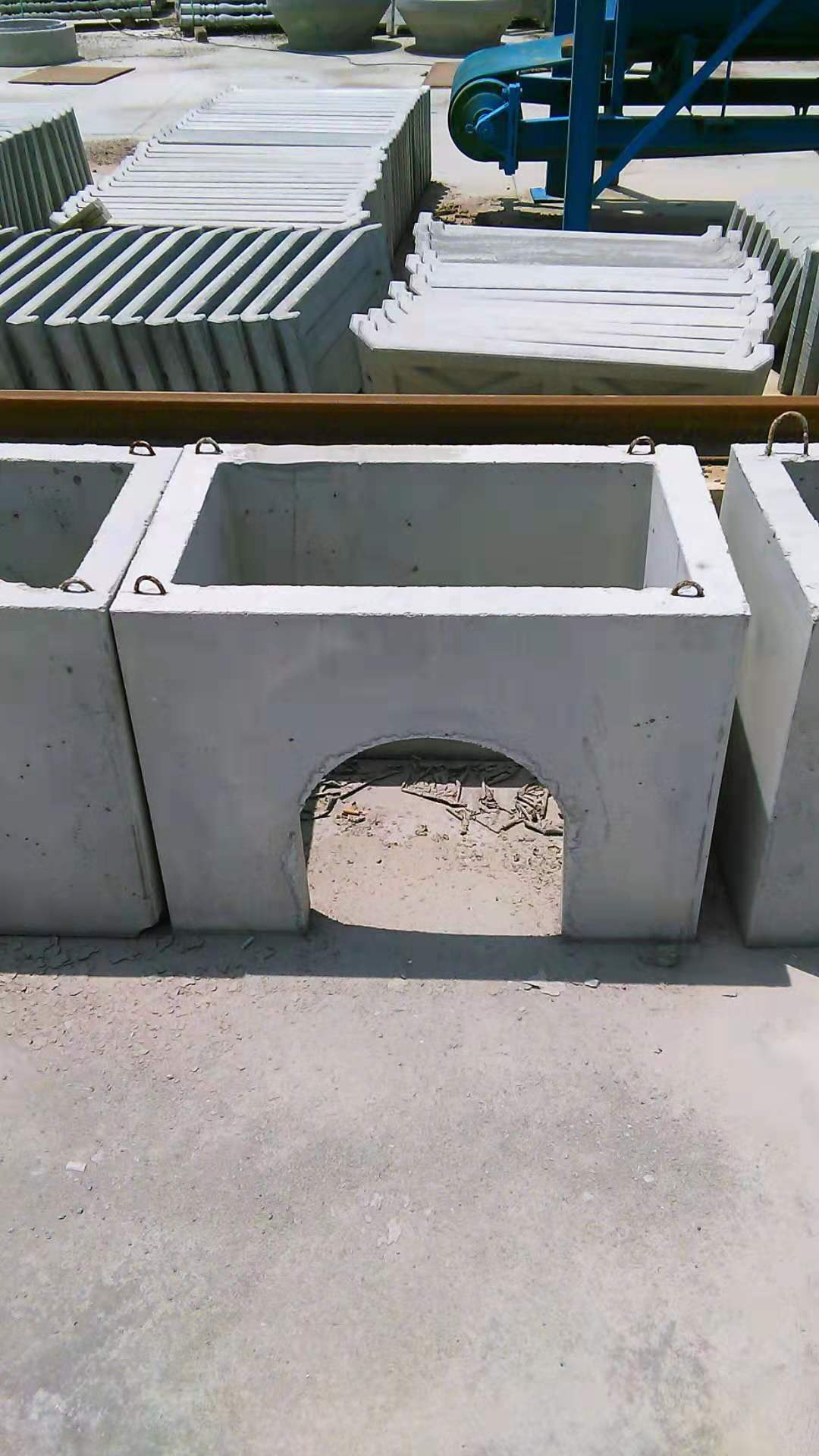 混凝土检查井 --雨水收集井