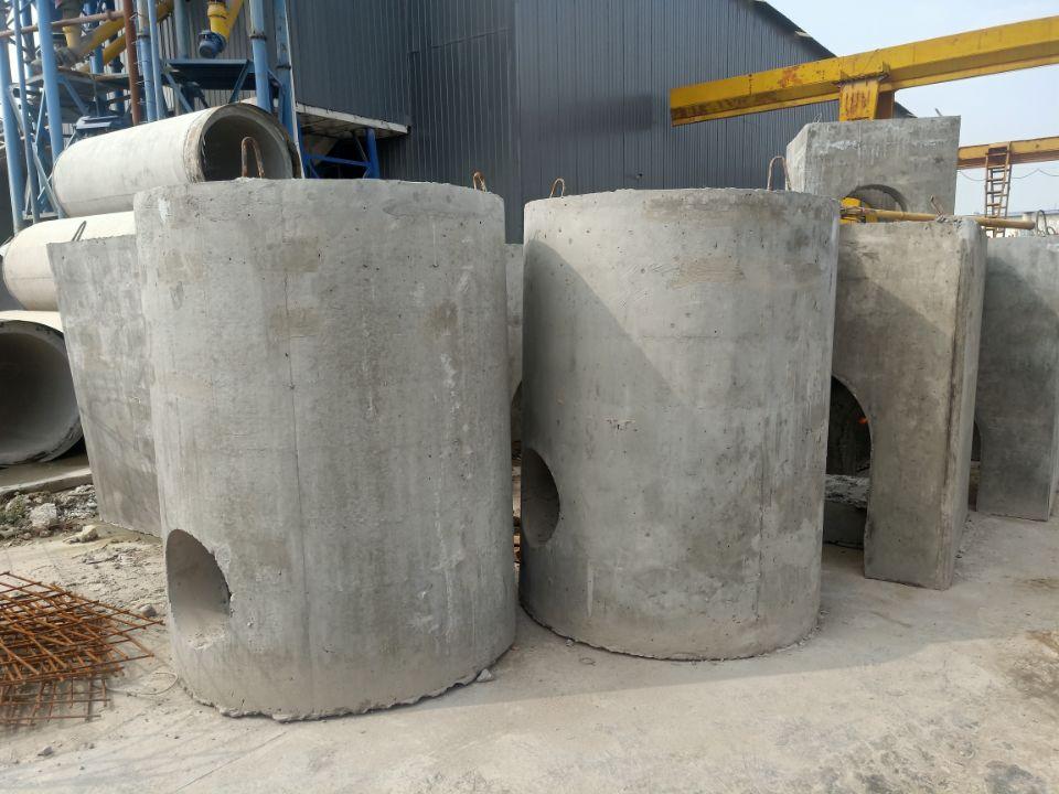 钢筋混凝土圆形检查井