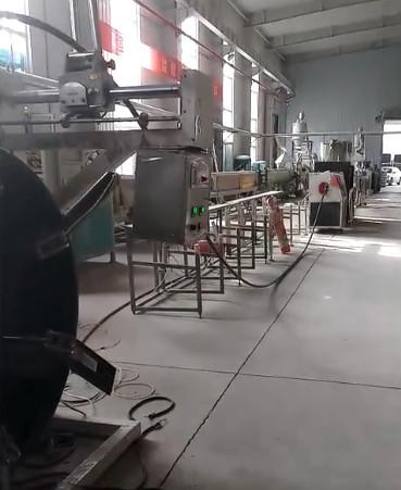 管材生产厂房