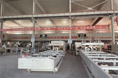 七孔梅花管生产线