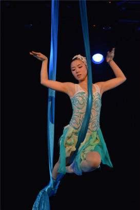 高空舞蹈初级、全能班