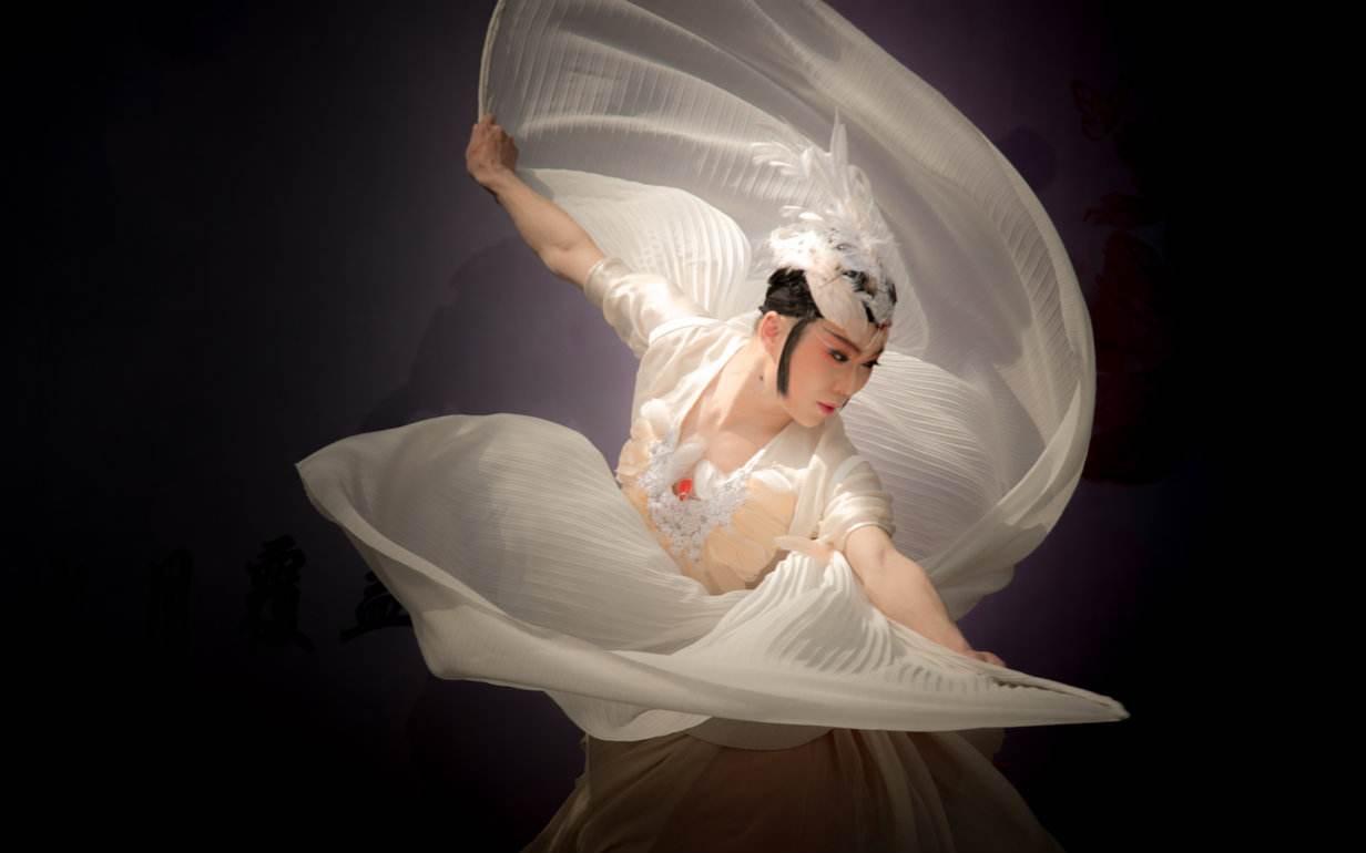 古典舞学员展示