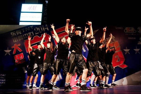 hip-hop舞蹈培训