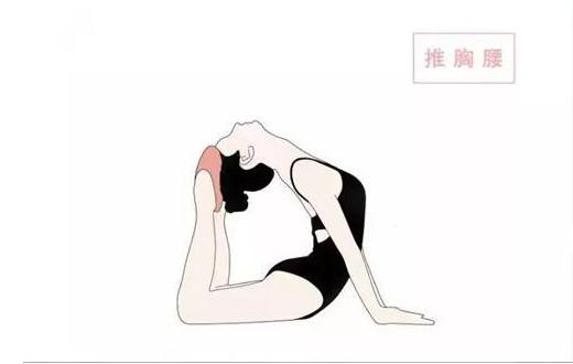 舞蹈基本功训练图