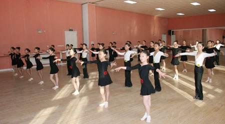 少儿舞蹈培训机构