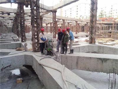 河南混凝土拆除破碎切割