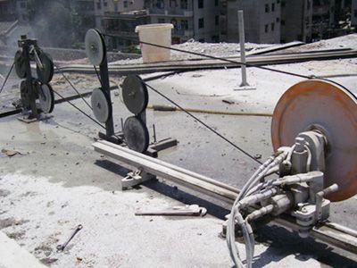 河南混凝土切割作业的工艺流程具有有哪些步骤?