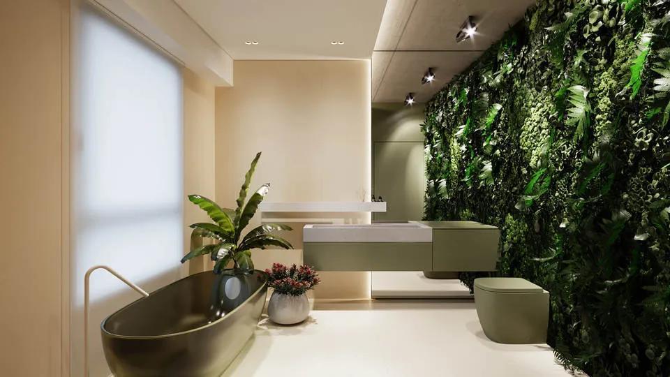 玖度裝飾 全屋定制   同樣是5㎡衛生間,這樣設計竟大了2倍,原因在這里