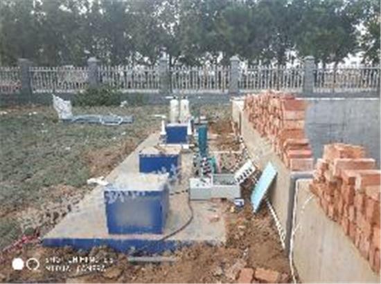 一体化污水设备