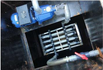 MBR一体化污水处理