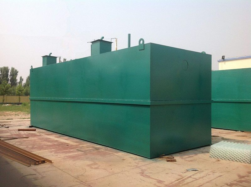 屠宰污水处理设备的管道泄露处理方法