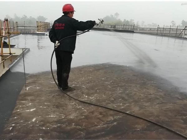 防水补漏机械喷涂设备