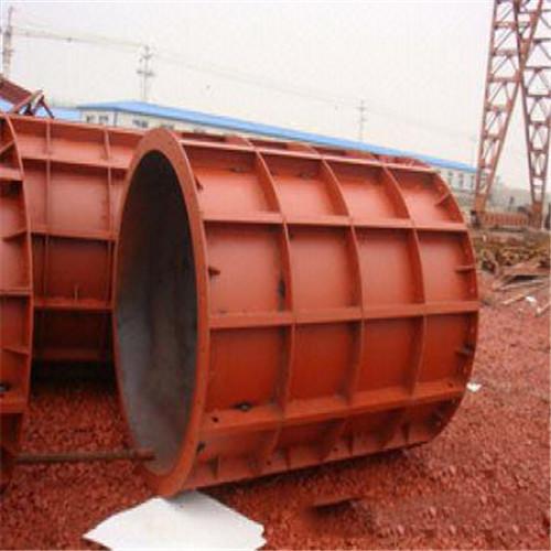 新疆钢模板-墩柱模板