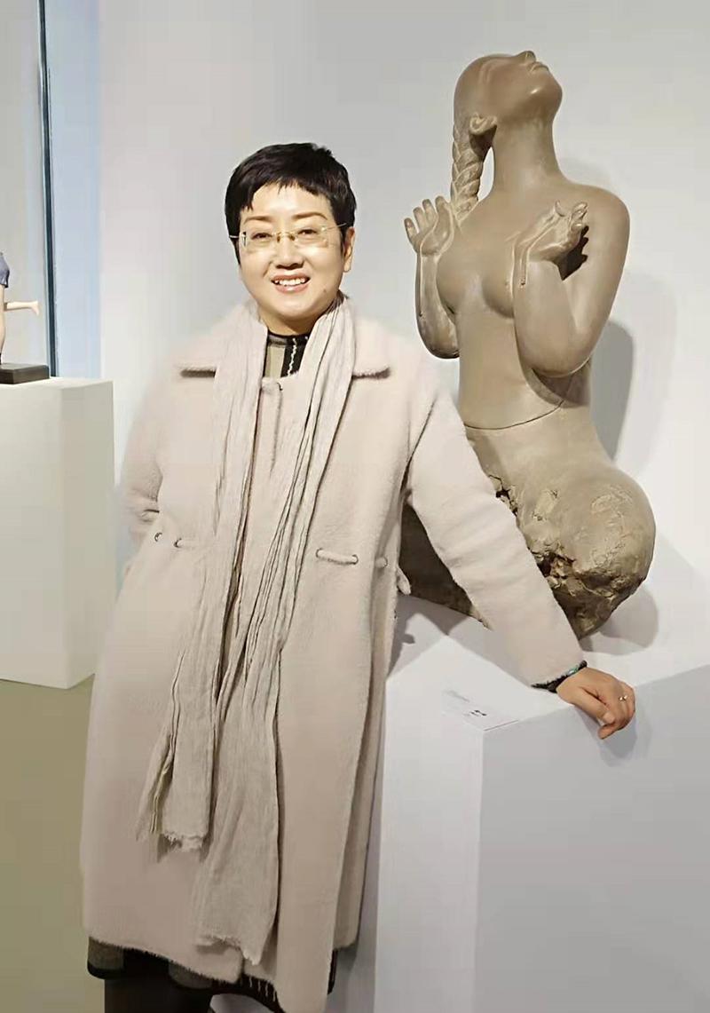 倪丽萍-汇得艺考声乐专业教师