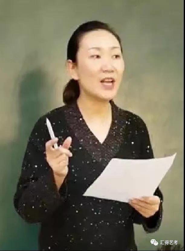 謝老師-匯得藝考播音專業主講教師