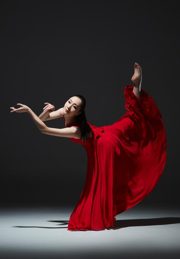 鐘佳岐-匯得藝考舞蹈專業老師