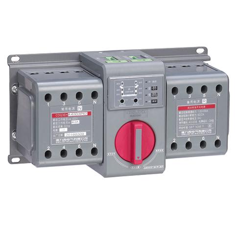 CDQ3EH系列(微断型)双电源自动转换开关电器