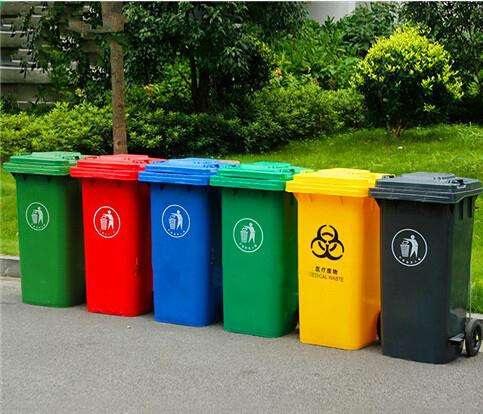 推广垃圾分类