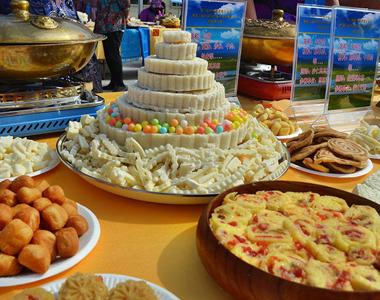 第八届中俄蒙美食文化节暨第三届中国乌兰察布美食节开幕