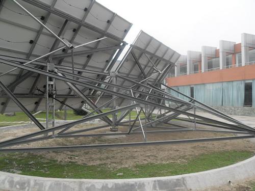 成都太阳能支架加工
