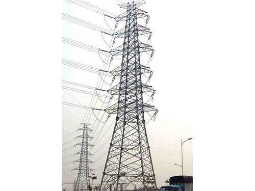成都电力钢管塔