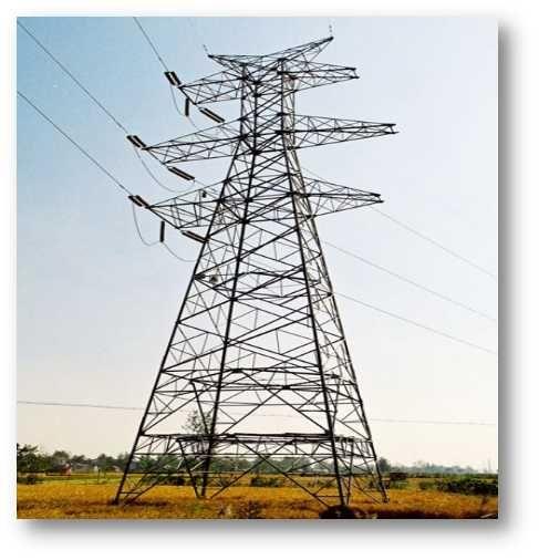 成都电力角钢塔