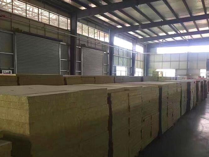 成都岩棉板厂区