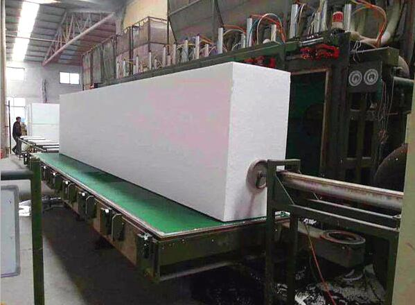 成都聚苯板生产线