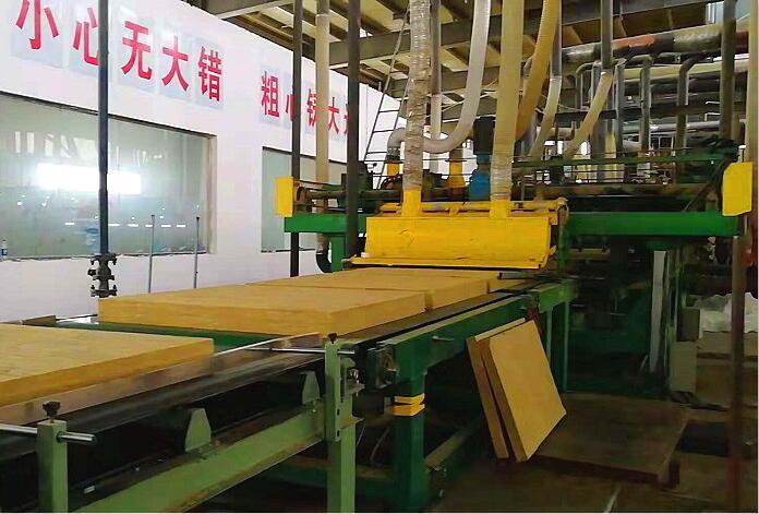 成都岩棉板生产线