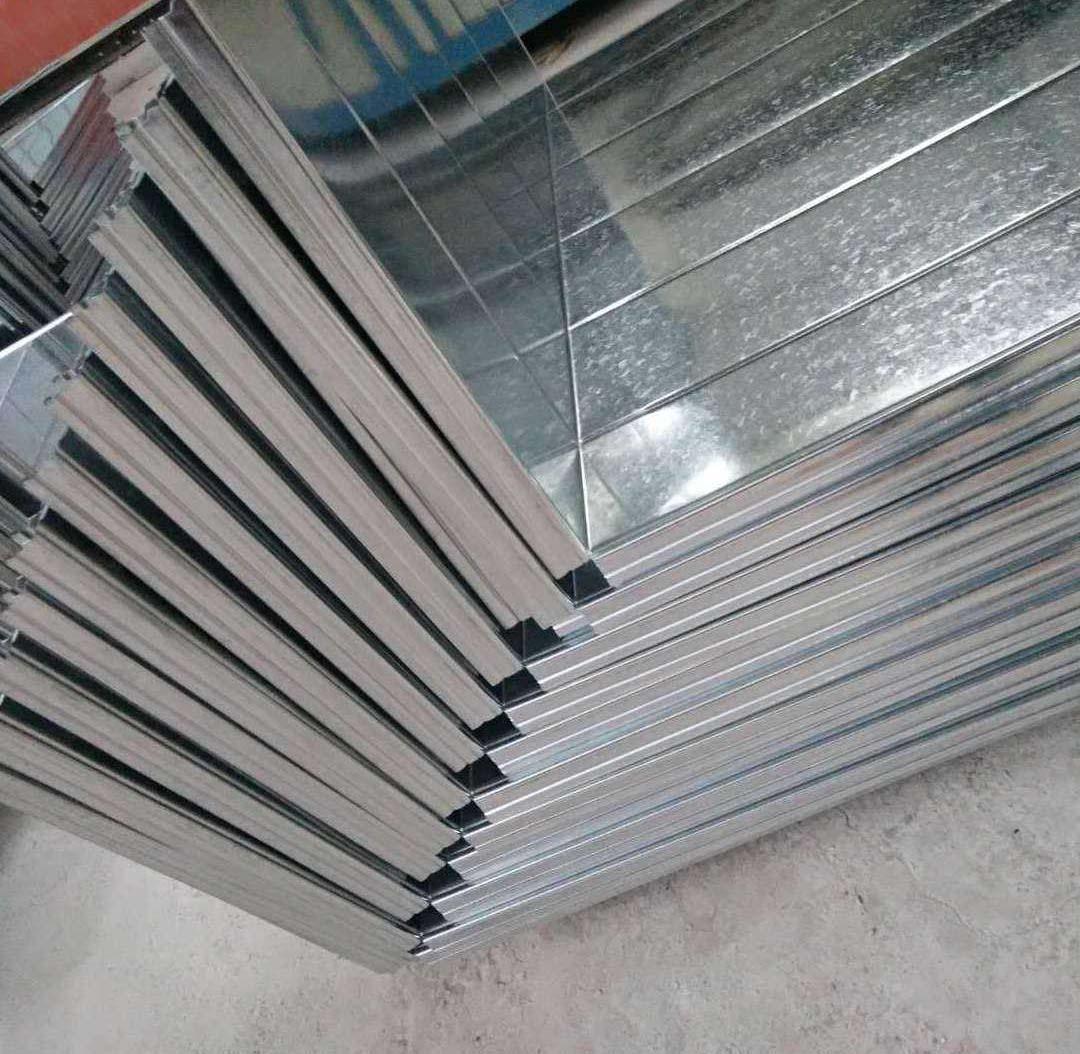 四川鍍鋅鐵皮風管