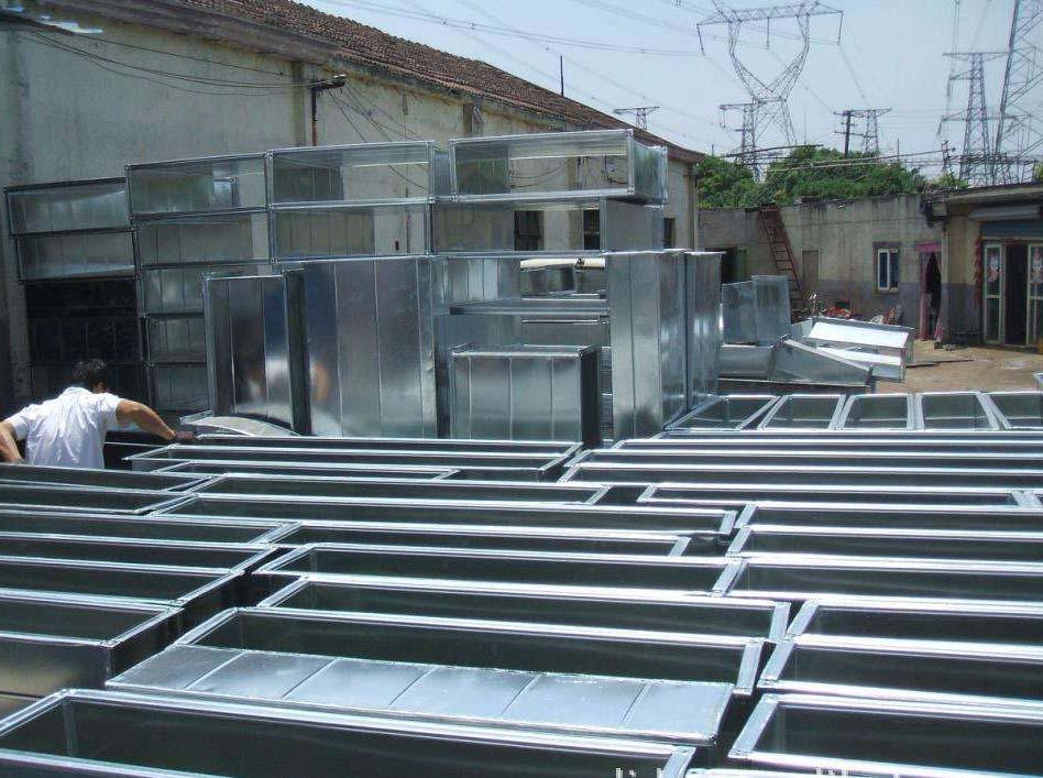 四川中央空调通风管厂家